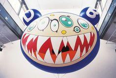 dobs-march.jpg (JPEG Image, 1097x742 pixels) #murakami #takashi #art