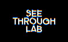 See Through Lab #digital #code #3D #studio #design #branding