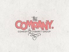 The Company by Arno Kathollnig #inspiration #creative #lettered #personalized #design #illustration #logo #hand