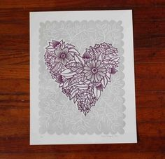 Oh So Beautiful Paper Oh So Beautiful Paper™ #heart #vector
