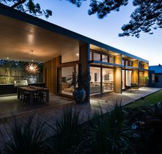Beautiful City Home by Bourne Blue Architecture - #architecture, #house, #home,