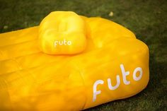 Futo Air Mattress - IPPINKA With FUTO, a portable air mattress (pillow included) you can start your fun and enjoy your time without the pre