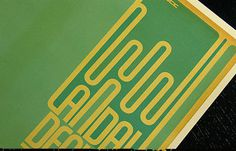 ISO50 - The Visual Work of Scott Hansen #layout #pattern