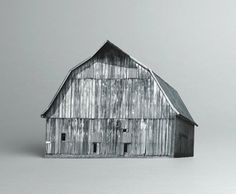 brokenhouses-4 #sculpture #house #art #broken #miniature