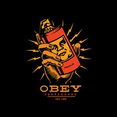 OBEY SUMMER '14 on Behance #propaganda #graffiti #illustration #logo #obey