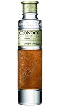 Oronoco Rum | CreativeRoots - Art and design inspiration from around the world #packaging #brazil