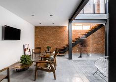 Casa Foraste – An Urban Home in Guadalajara - InteriorZine #architecture #house #home #decor #interior