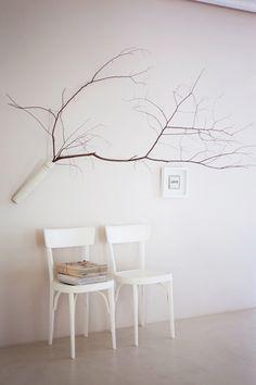 desire to inspire desiretoinspire.net #interiors #white