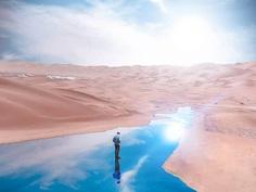 Surreal and Dreamlike Photo Manipulations by Farhad Khodayari