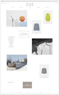 cosstores on wow-web #wow-web #shop #responsive #website #webdesign #web #online