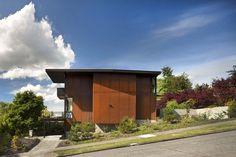 Olson Kundig Architects - Projects - Hammer House