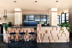 Trendy and Friendly Restaurant Decor by Biasol - InteriorZine #restaurant #decor #interior