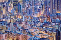 romain jacquet-lagrèze captures hong kong's blue moment in photo series all images courtesy of romain jacquet-lagrèze