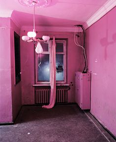 06_Andrew_Miksys_DISKO #pink #photo #disco #room