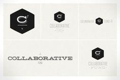 Kelli Anderson: Identity Design #logo #collaborativefund #identity #web