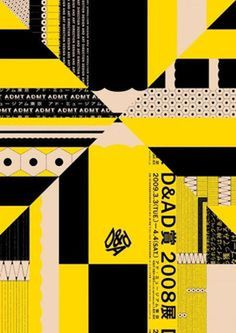 #poster #design #d&ad