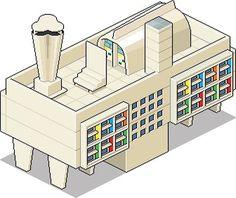 PT Courbusier Bldg 04t.png #le #corbusier