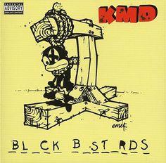 KMD - Black Bastards (RE-ISSUE) - Audio CD - Underground Hip Hop - Store #kmd #doom #mf