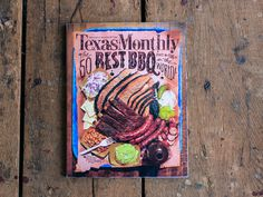 Lettering and illustrations used throughout Texas Monthly's BBQ #inspiration #bbq #typography