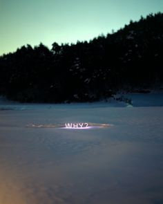 Neon Text Messages by Lee Jung #photography