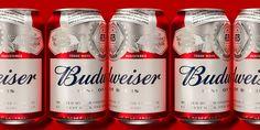 Budweiser's New Redesign — The Dieline | Packaging & Branding Design & Innovation News