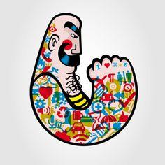 bitterfly #icon #illustration #design #draw