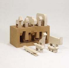 Varia — Design & photography related inspiration #toys #design #best #product #wood #minimal #beautiful #toy