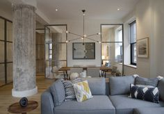 Greenwich Village Apartment by Berg Design Architecture 5