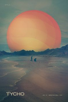 Tycho | News #tychomusic #poster