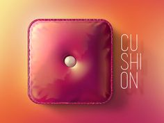 Cushion #icon #design #iphone #app #mobile #device