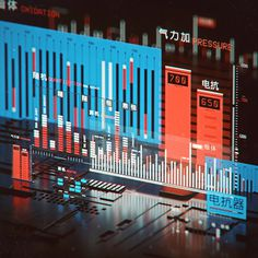 everydays - august 2014 Mike Winkelmann | Behance #tech #infographic #fi #sci #data