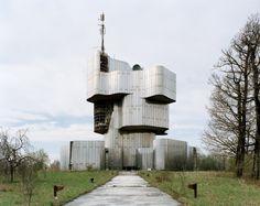 Spomenik, Petrova Gora #monument