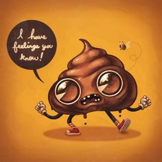 The Art Of Mike Mitchell #illustration #poo #art