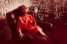 Catherine McNeil by Guy Aroch for Muse Magazine