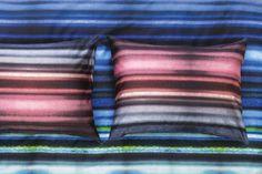 Laura Knoops — Graphic Design, Textile & Video ZigZagZurich #bedding #knoops #pattern #zigzag #video #textile #bed #linen #zurich #pixels #kinetic