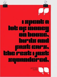 blox - Free font by Superfried on Typography Served #poster #typography