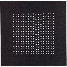 Artist and Computer - AARON MARCUS #pattern #1972 #computational #aaron marcus #photoprint