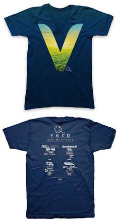 Yeld Music Festival t-shirt