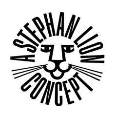 Logo for Stephan Lion Inc designed by Stephan Lion 1970?