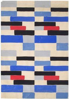01delaunay-custom8.jpg (698×1000) #pattern #delaunay #paint #sonia #art