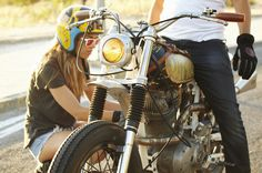 ES Chupito 3 #tracker #moto #motorcycle
