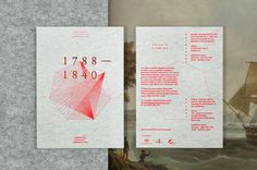 Broached Commissions | U P #stamp #print #grid #poster #foil