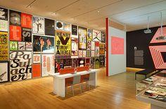 New at Pentagram: March 2013 #white #modern #orange #black #posters