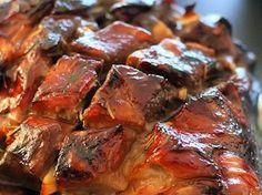 Roast Australian lamb with Rosemary Recipe #mutton #recipes