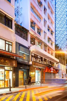 Bibo StreetArt Restaurant in Hong-Kong