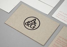 FFFFOUND! | Art & Graft : Lovely Stationery . Curating the very best of stationery design #logo #print #branding