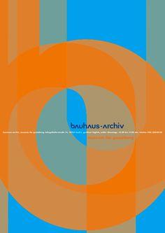 Bauhaus_01 #doppelpunkt #design #graphic #poster #bauhaus #berlin #typography