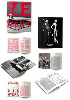 HERBURG WEILAND #design #graphic #editorial