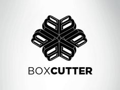 Dribbble - Boxcutter by Tim Walsh #logo #design #graphic #typography