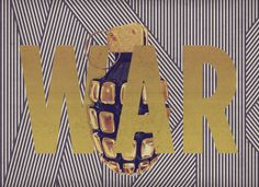 BRAINFISHWARLIMEROSE on the Behance Network #war #graphic